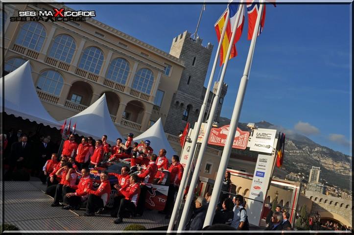 Monte Carlo 2012 Seb citroen
